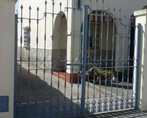 Carpintería Metálica Sevilla